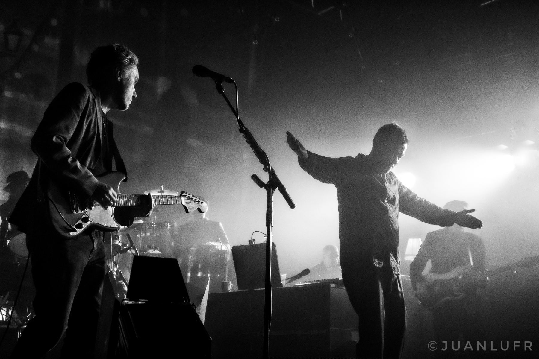 The Good the Bad and the Queen au Trianon (Paris) le 28/05/2019
