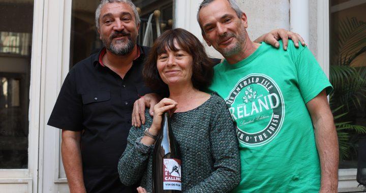 WINE CALLING + rencontre avec Bruno Sauvard et les vignerons