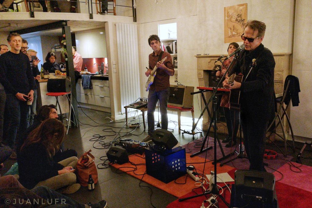 The Apartments – Life is a Minestrone House Show
