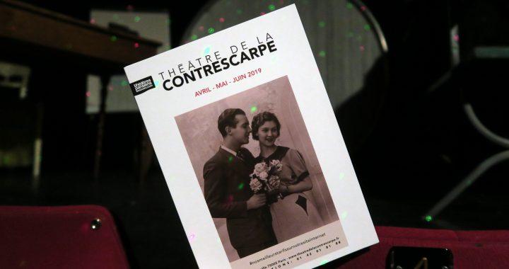 [EVENEMENT] Le Théâtre de la Contrescarpe présente la nouvelle saison